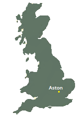 Aston-map