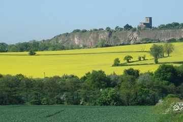 Breedon on the Hill was a strategic Iron Age location.