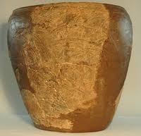 Iron Age pot from Breedon hill fort.